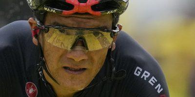 Richard Carapaz ha vinto l'oro olimpico nella prova in ...